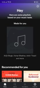 Spotify Premium MOD APK (Unlocked) 4