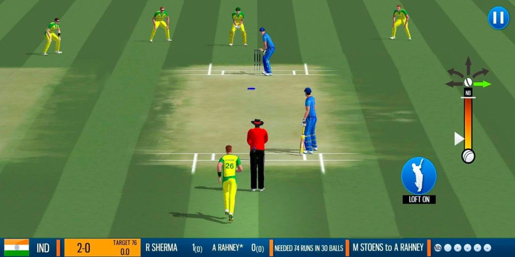 World Cricket Battle 2 MOD