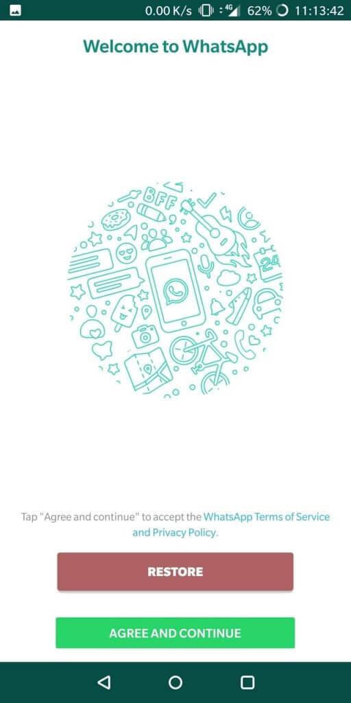 Fouad WhatsApp APK v8.12