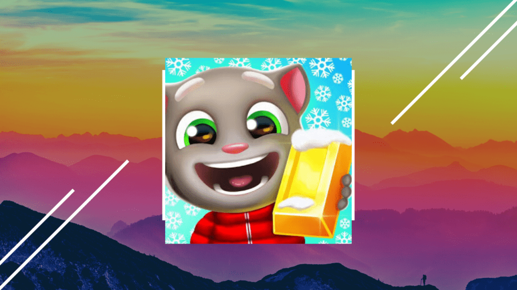 Talking Tom gold run apk v4.1.0.521