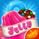 Candy Crush Jelly Saga MOD
