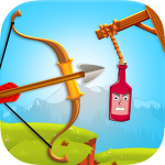 Archery Bottle Shoot MOD APK